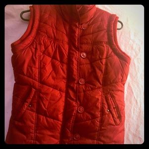 Vintage Paris Blues Vest Jacket